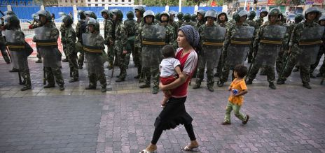 EU verhängt Sanktionen gegen China