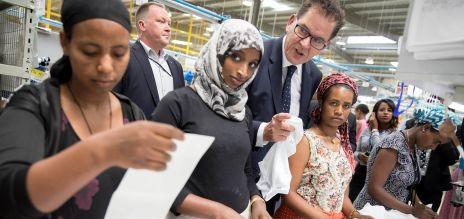 Müller neuer Chef der UN-Industrieagentur