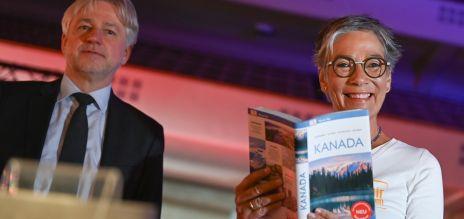 Buchmesse mit Ehrengast Kanada gestartet