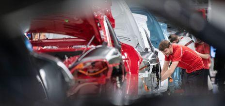 Deutsche Wirtschaft wächst trotz Lockdown
