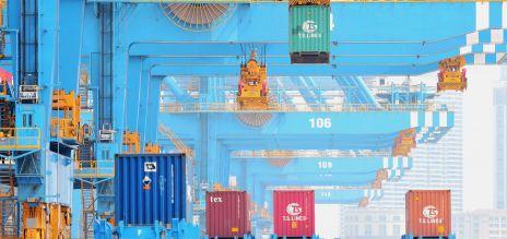Export setzt Erholung fort