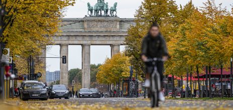 Berlin approves plan to make city more pedestrian, cyclist-friendly.