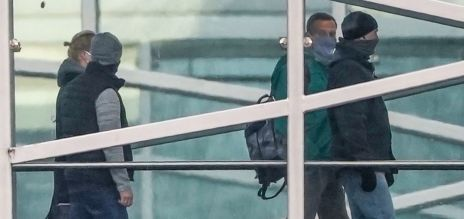 Außenpolitiker werfen Russland Folterung Nawalnys vor