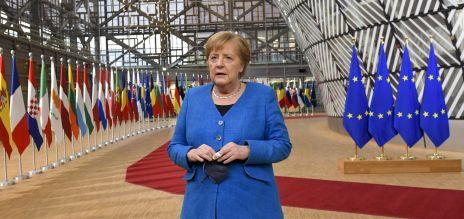 Merkel fordert sofortige Freilassung Protassewitschs