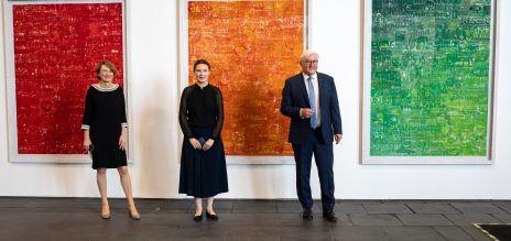 "Steinmeier eröffnet ""Diversity United"""