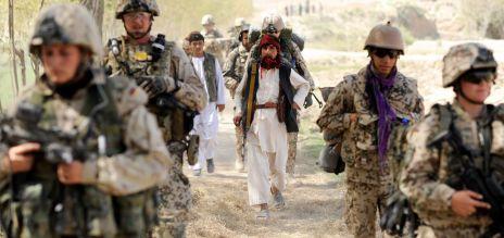 Maas: Bundeswehr-Mandat für Afghanistan verlängern
