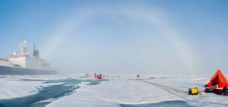 Arktis-Eis schmilzt schneller als je zuvor