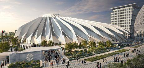 Weltausstellung in Dubai öffnet