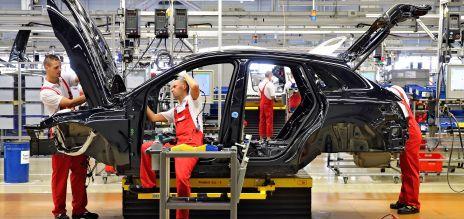 Kurzarbeit rettet Millionen Jobs