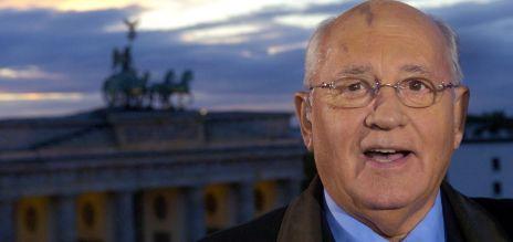 Merkel würdigt Gorbatschow