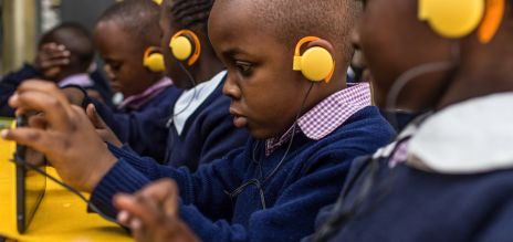 Make-IT in Africa: Neue Ideen für Bildung, Gesundheit, Energie.