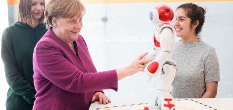 Deutschland soll KI-Vorreiter sein