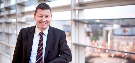 Le chef de cabinet européen Martin Selmayr