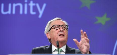 European Union Summit in Sibiu: Jean-Claude Juncker