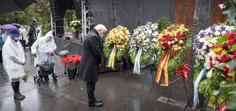 Gedenken in München