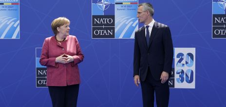 Nato-Gipfel: Merkel spricht von Neuanfang