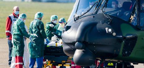 Deutschland nimmt weitere Corona-Patienten aus dem Ausland auf