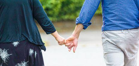 Hilfe für durch Corona-Krise getrennte Paare