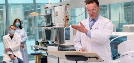Antikörpertests für ganz Deutschland