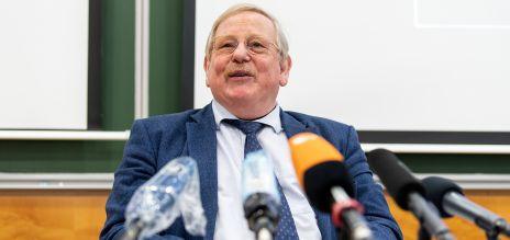 Physik-Nobelpreis für Reinhard Genzel