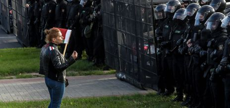 Deutschland und EU fordern Ende der Gewalt und Neuwahlen in Belarus