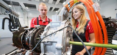 Gute Noten für die deutsche Berufsausbildung