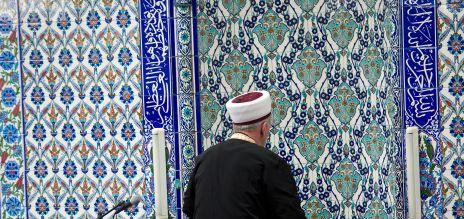 Islam Konferenz über Imame in deutschen Moscheen