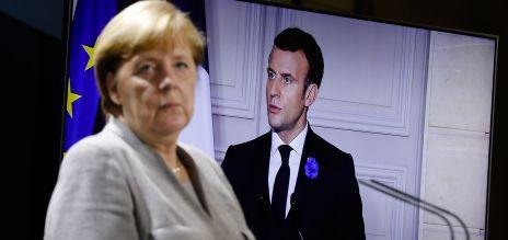"Merkel: Kampf gegen Terror mit ""entschiedener Stärke"""
