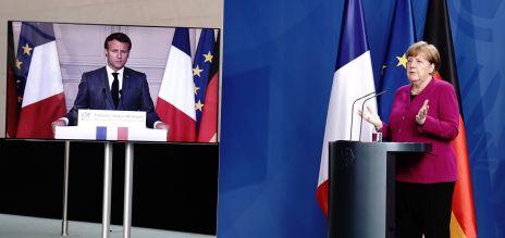 Berlin und Paris für Wiederaufbauplan in Höhe von 500 Milliarden Euro