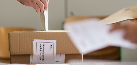 Bundestagswahl am 26. September?