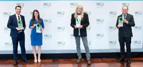 Umweltpreis verliehen