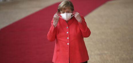 EU-Finanzpaket: Merkel für ehrgeizigen Zeitplan