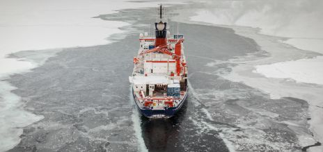 Polarstern Arctic mission