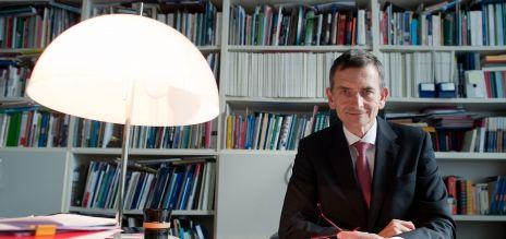 Politikwissenschaftler Volker Perthes