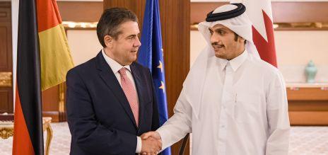 ألمانيا تسعى إلى دفع الحوار من أجل حل الأزمة القطرية
