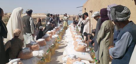 Hilfe für die Menschen in Afghanistan
