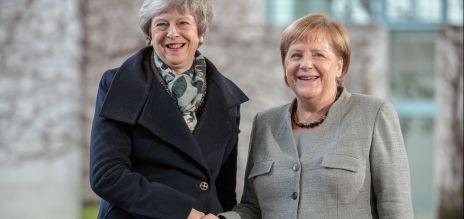 Merkel: Lösung mit London möglich, ohne Brexit-Abkommen aufzuschnüren