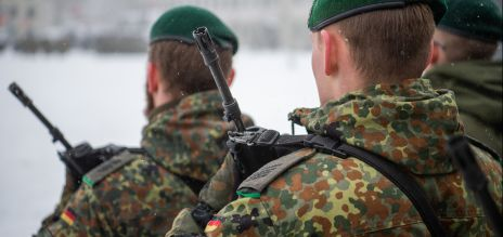 Germany promises NATO it will increase defence spending