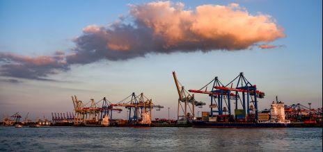 Export: fünftes Rekordjahr mit kleinen Schrammen