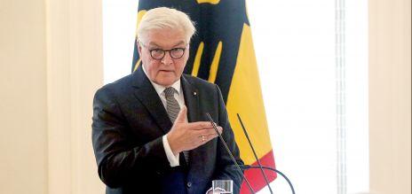 Steinmeier destaca accionar de alemanes del este tras caída del Muro.
