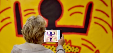 Keith Haring-Ausstellung in Essen