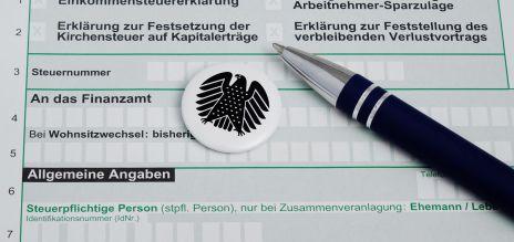 Deutsche zahlen gerne Steuern