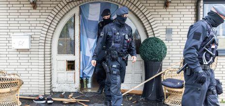 Europol: Hunderte Festnahmen nach Mega-Operation