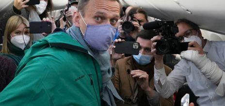 Maas fordert sofortige Freilassung Nawalnys