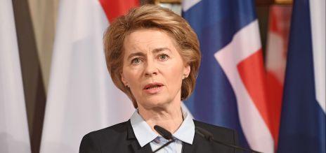Ministra alemana de Defensa inaugura Conferencia de Seguridad