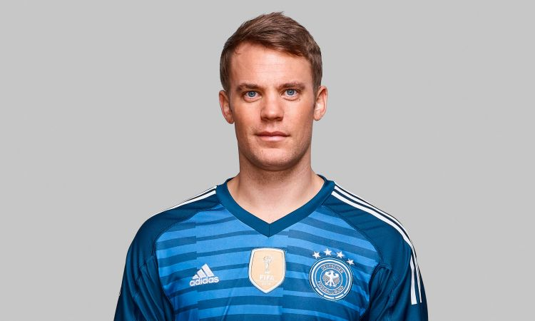 Manuel Neuer: Germany's goalkeeper at the 2018 FIFA World Cup