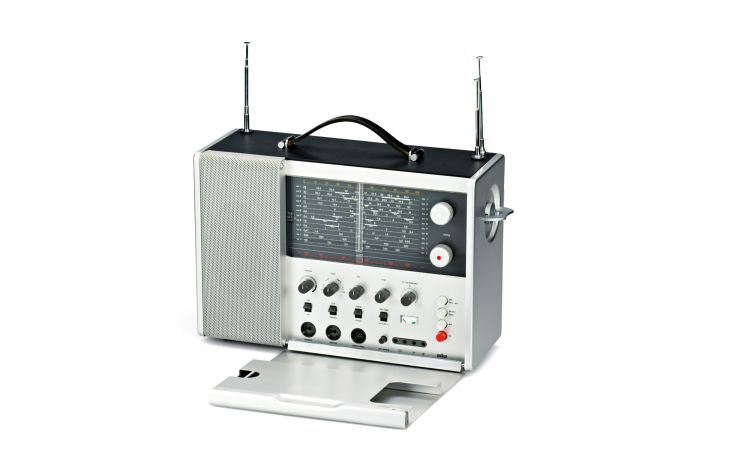 Design made in Germany: 'T 1000 CD' multi-band radio