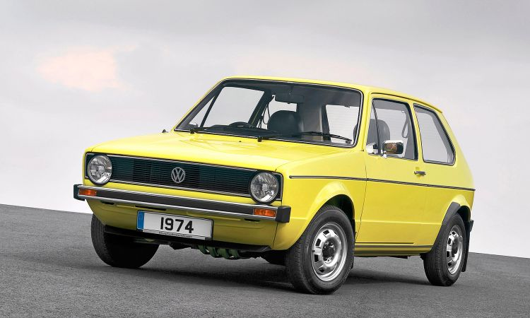 "Design made in Germany: Volkswagen ""Golf"""