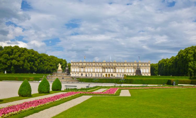 Palatial: Herrenchiemsee Castle