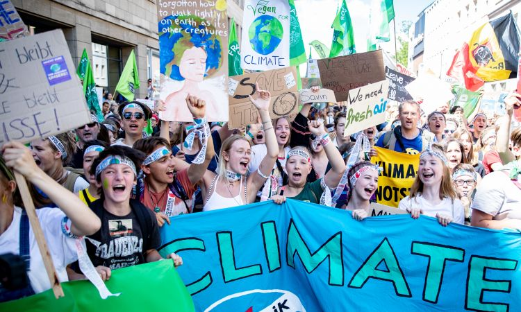 Fridays for Future organized several global protests in 2019.